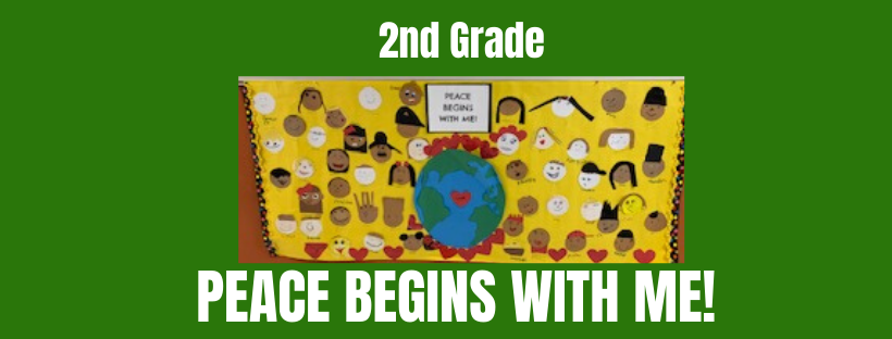2nd Grade Honors MLK