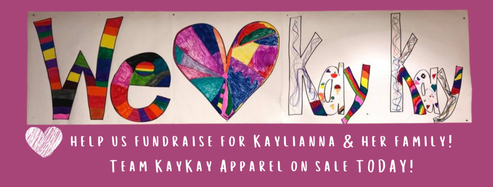 Team Kay Kay Apparel on sale TODAY!