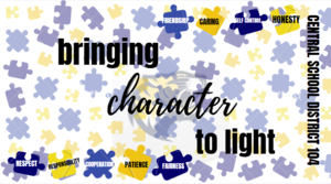 Bringing Character to Light : December