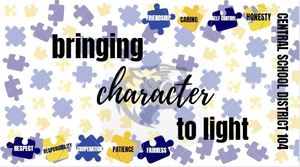 Bringing Character to Light : September