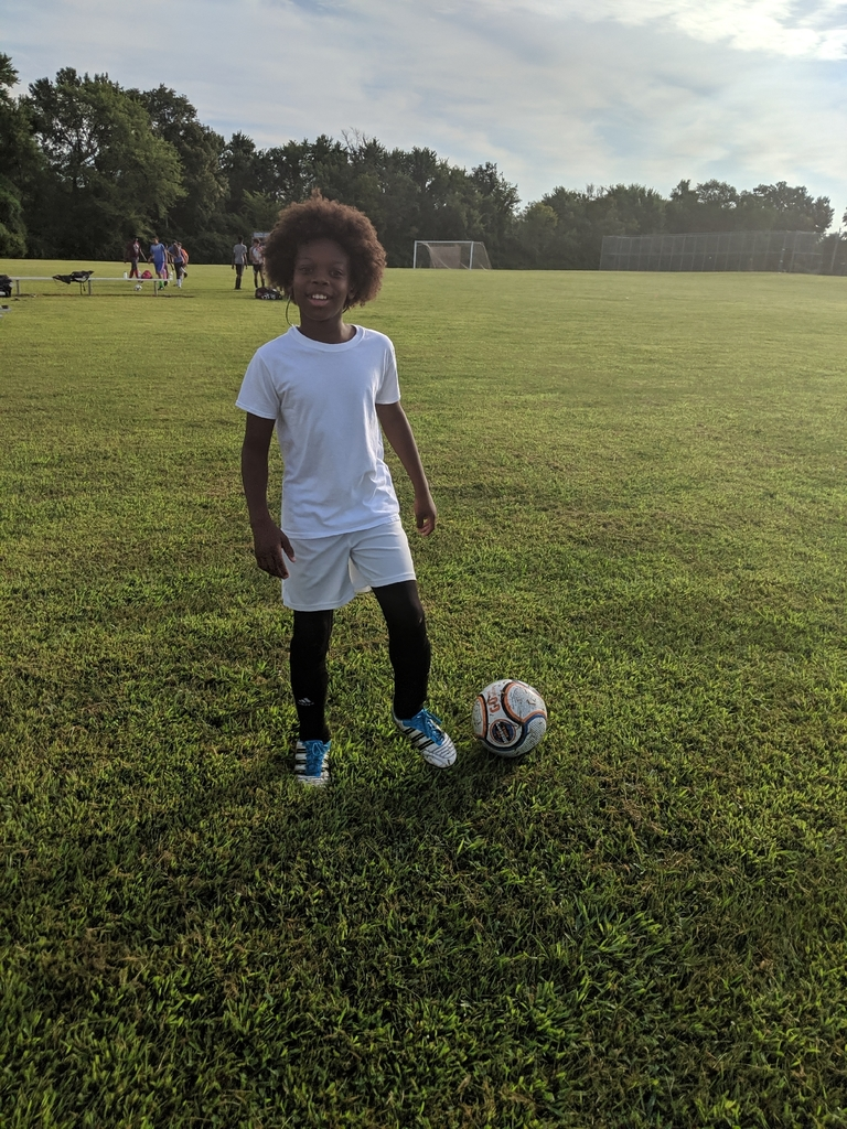 Soccer team has started practicing for the 2019-2020 season!