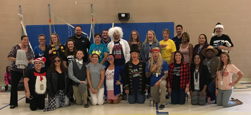 rock your school day staff picture