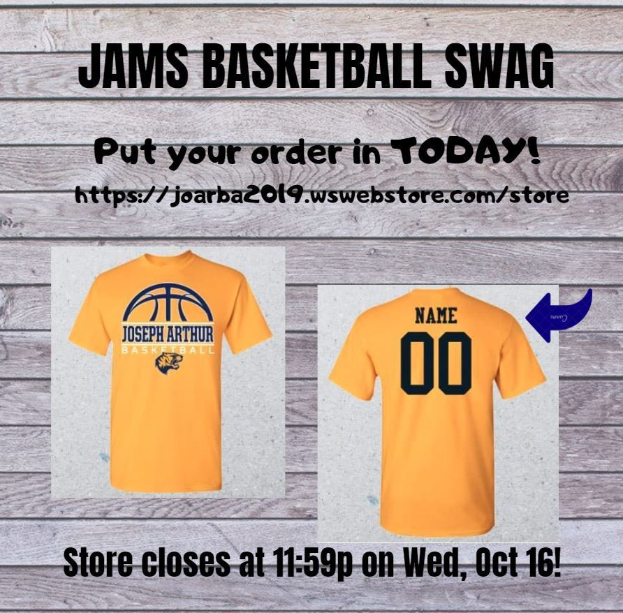 Jams basketball swag