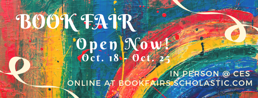 Book Fair @ CES Open NOW!